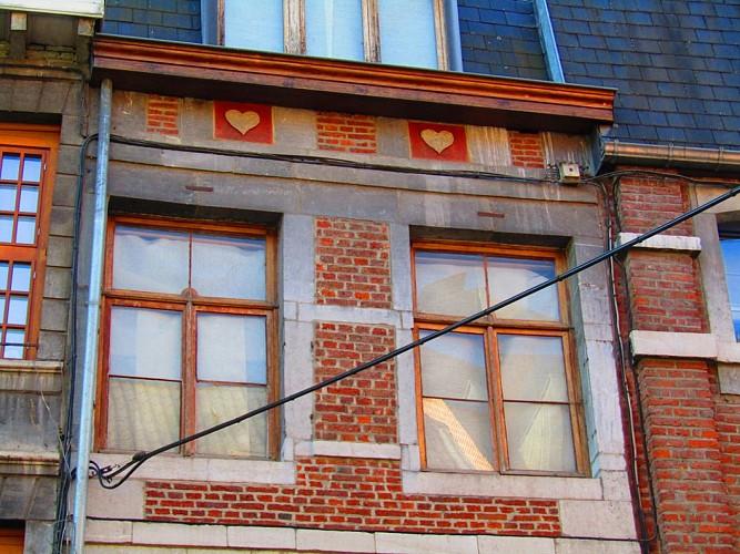 Immeuble, rue Hors-Château, 86