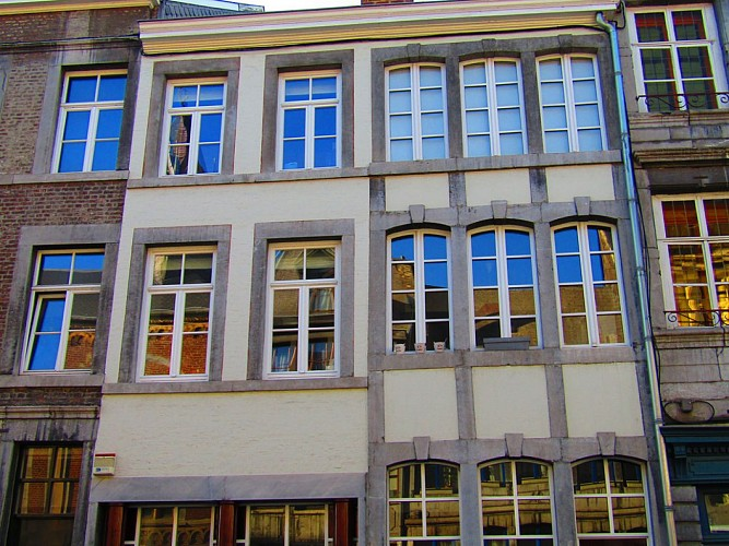 Immeuble, rue Hors-Château, 98
