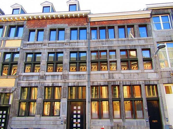 Immeuble, rue Hors-Château 106b