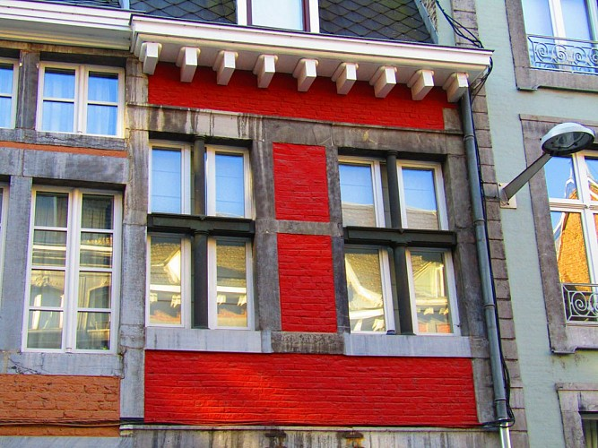 Immeuble, rue Hors-Château, 114