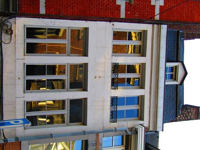 Immeuble, rue Hors-Château, 118