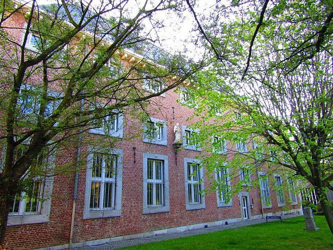 L'ancien couvent de Beauregard