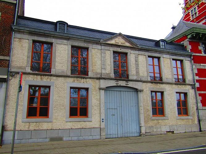 L'ancien hôtel de Haxhe ou maison Dewilde