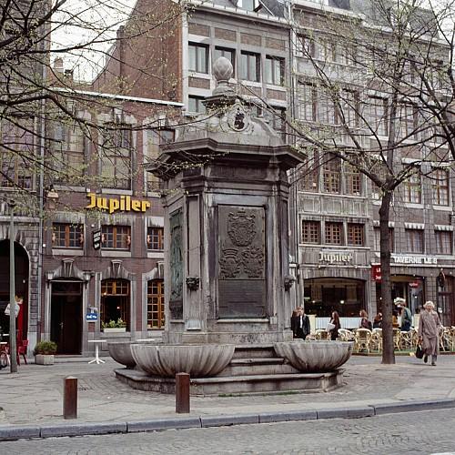 La fontaine de la Tradition ou des Savetresses