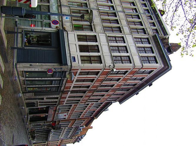 Immeuble, place du Marché, 4