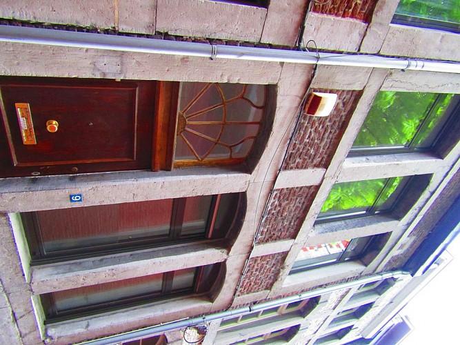 Habitation de la rue du Mont de Piété, 9