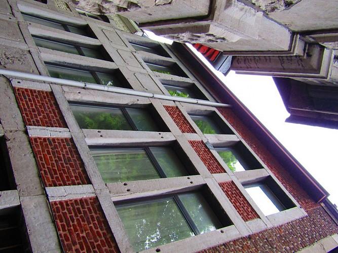 Immeuble de la rue du Mont de Piété, 15