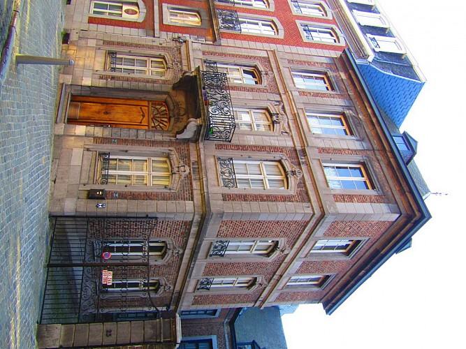Ancien hôtel de maître Mont Saint-Martin, 21-23