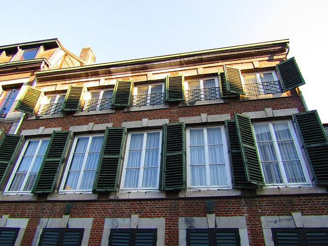 L'ancien hôtel de Donceel