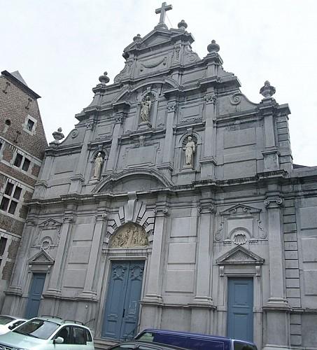 L'ancienne église Saint-Antoine