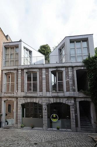 Immeuble, rue du Palais, 60