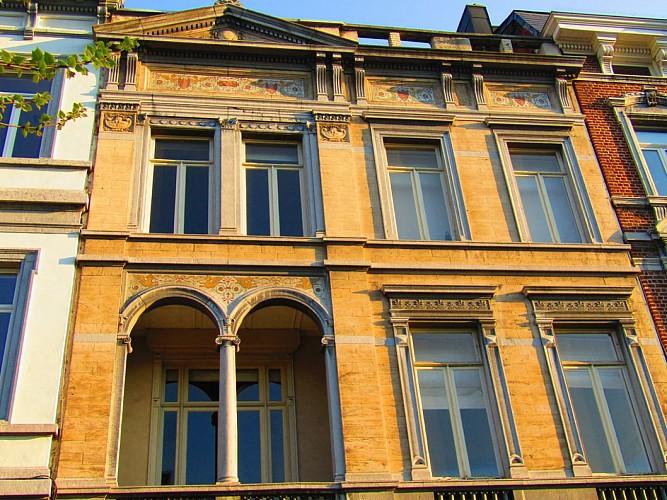 Ancien hôtel de maître, boulevard Piercot, 44