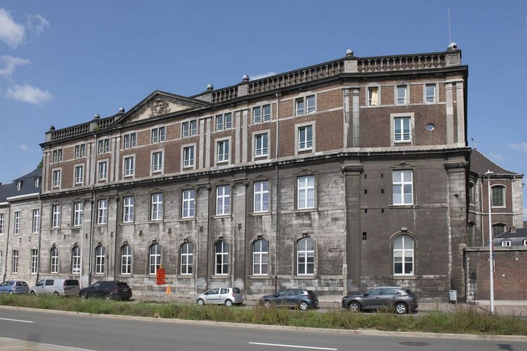 L'ancienne abbaye de Beaurepart
