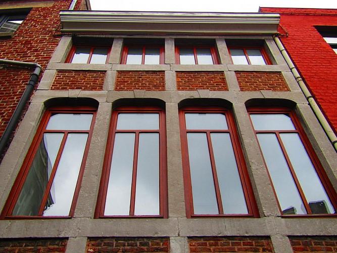 Immeuble, rue de la Rose, 18