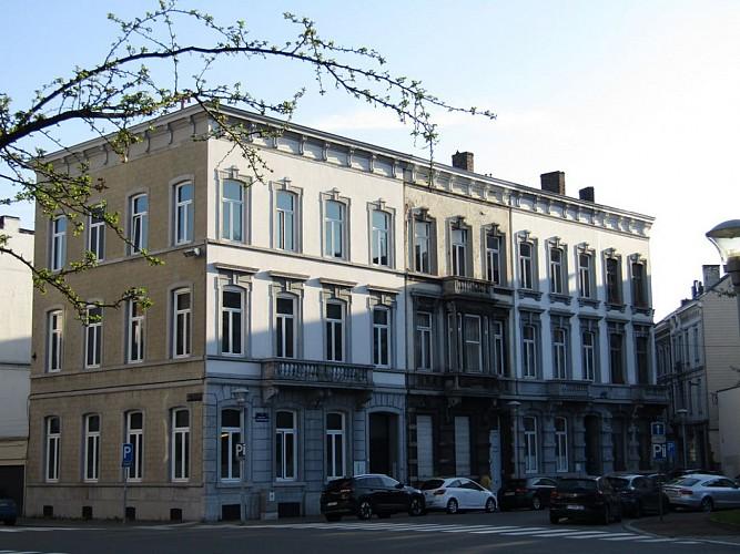 Immeuble, rue de Rotterdam, 54