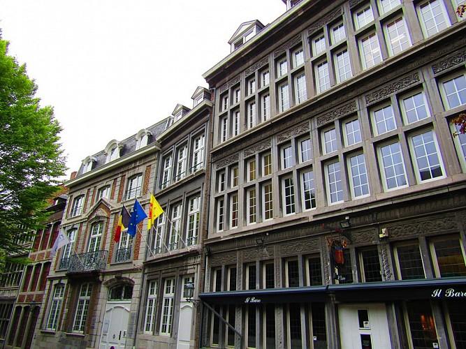 L'ensemble urbanistique de la rue Saint-Georges