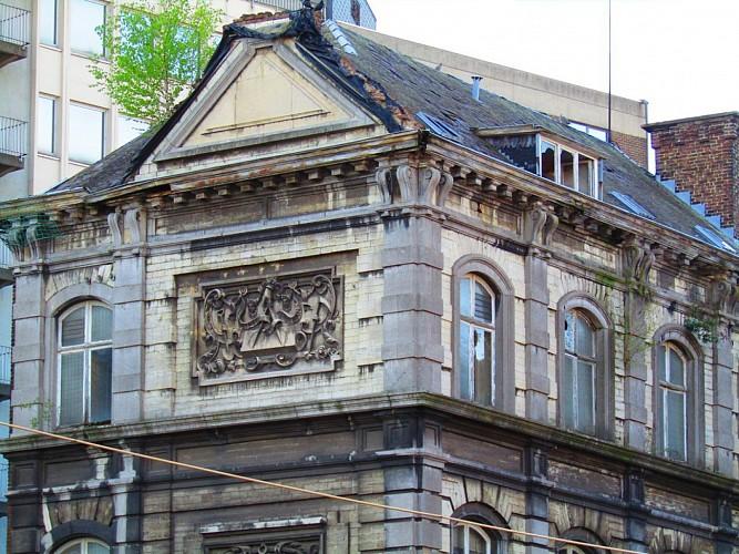 L'ancienne école normale des humanités ou ancien institut électro-technique Montéfiore