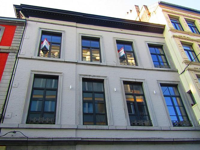 Immeuble, rue Saint-Hubert, 15