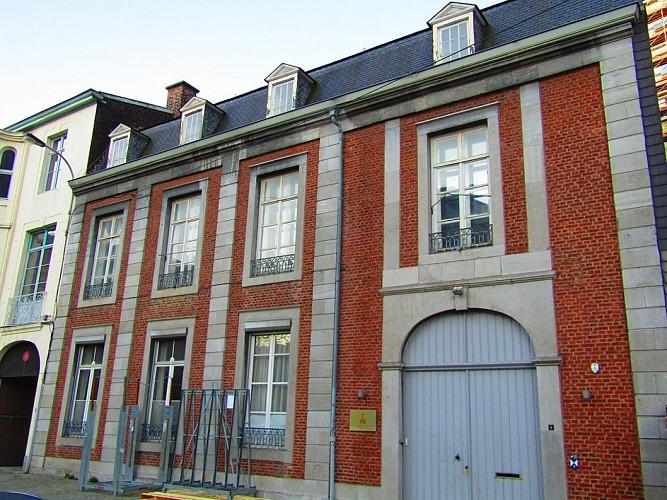 L'ancien hôtel Baral