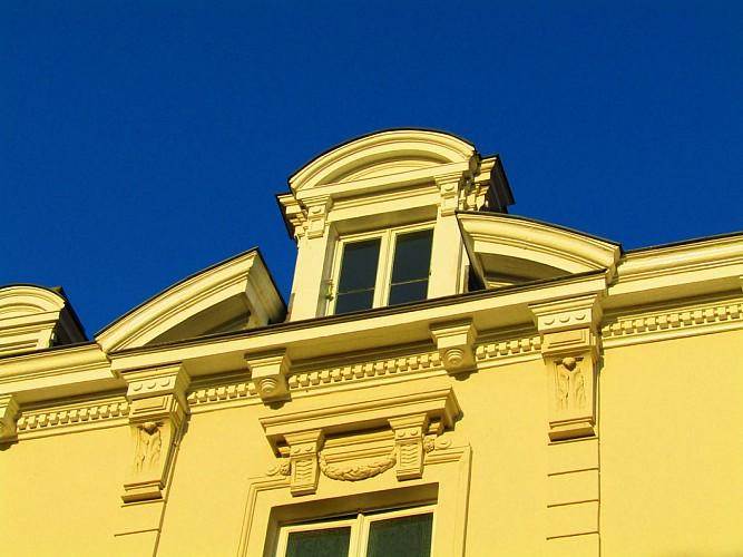 L'ancien hôtel Warzée ou immeuble Tart