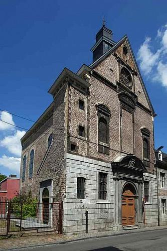 L'ancien couvent Sainte-Agathe
