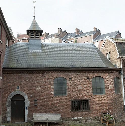 L'ancienne chapelle Saint-Maur