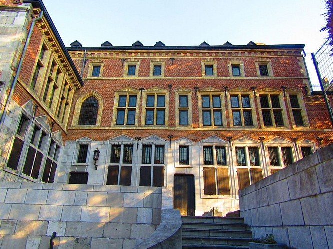 L'ancien hôtel de Bocholtz
