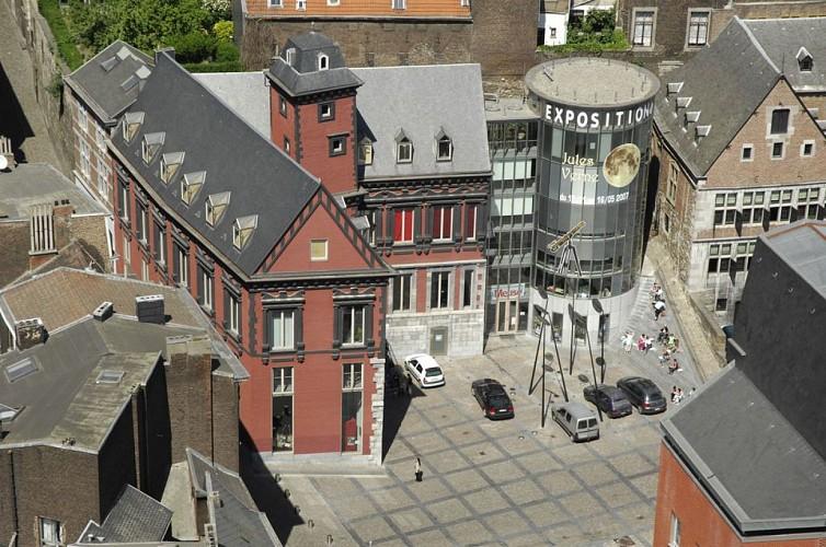 L'ancien hôtel d'Elderen ou de Soër de Solières