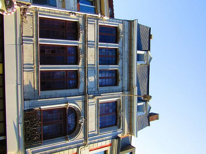 Un immeuble traditionnel