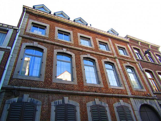 Ancien hôtel de maître, rue Saint-Thomas, 28