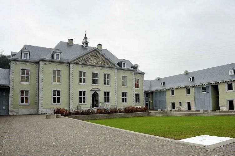 Le château Nagelmackers à Angleur