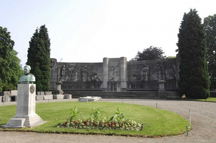 Le cimetière de Robermont à Bressoux