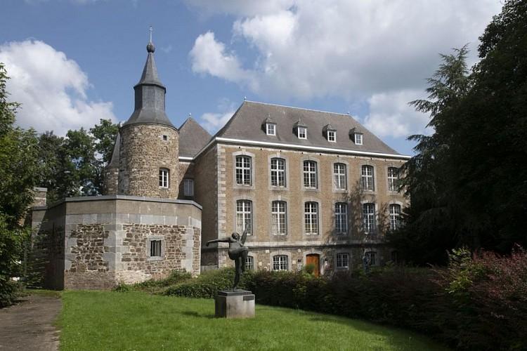 Le château de Colonster au Sart Tilman