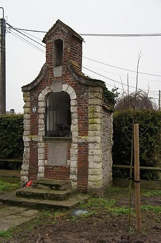 La chapelle Notre-Dame de la Paix à Orcq