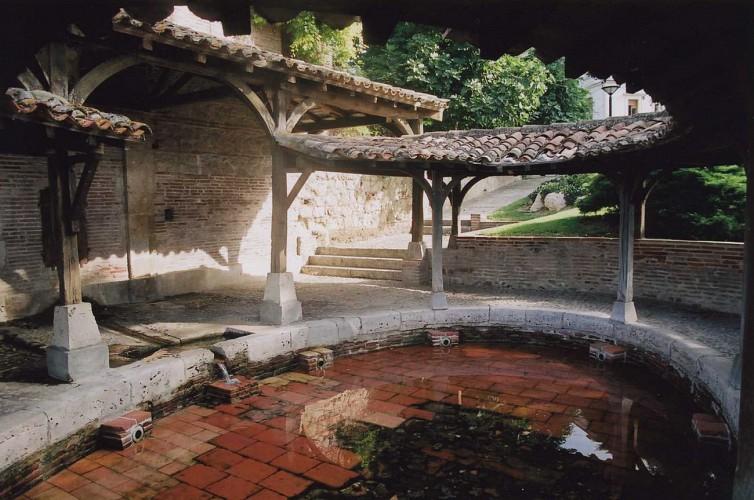 Lavoir Saint Bernard
