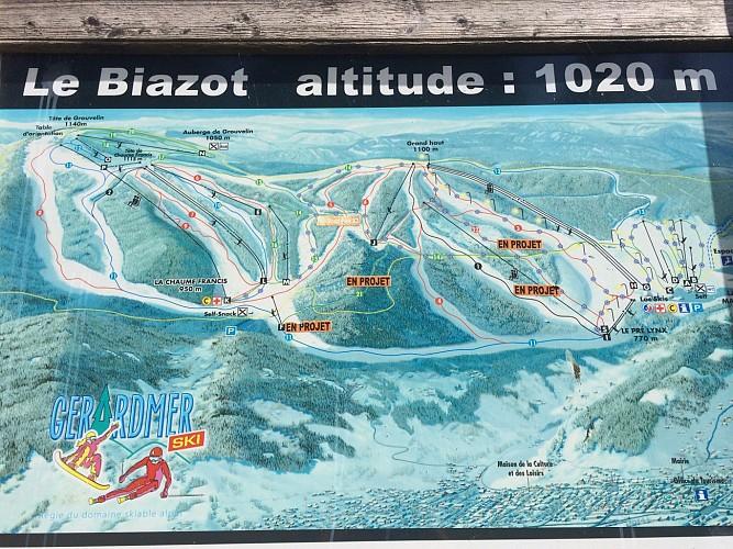 Le Biazot - Lieu-dit