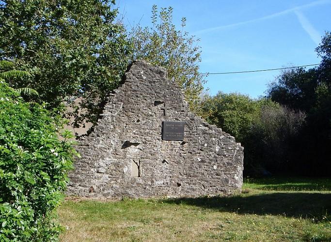 Colpo, Elizen, village de Soeur Angèle