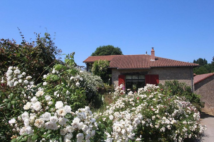 Thierry Viviant Morel's bed and breakfast (Gîtes de France)