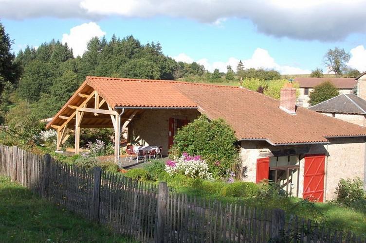 Gîtes de France chambres d'hôtes Le Clos de l'Arthonnet