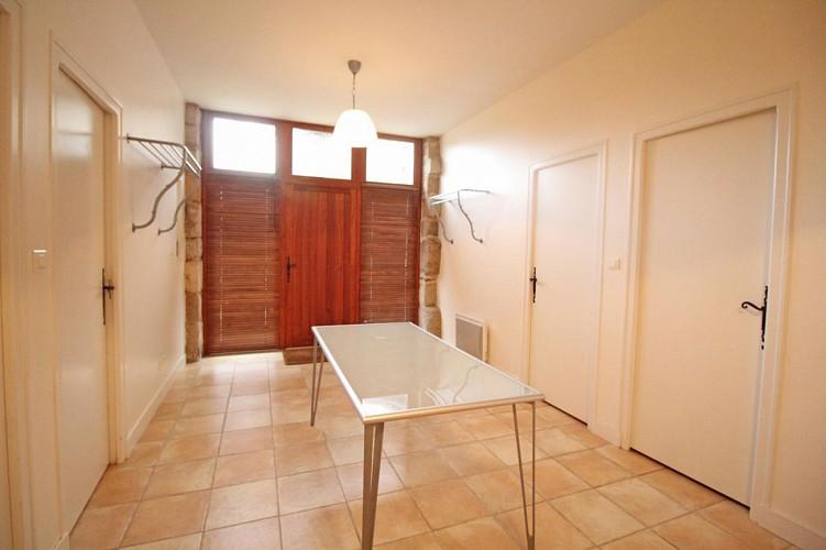 872023 - 8 people - 3 bedrooms - 3 'épis' (ears of corn) - Berneuil