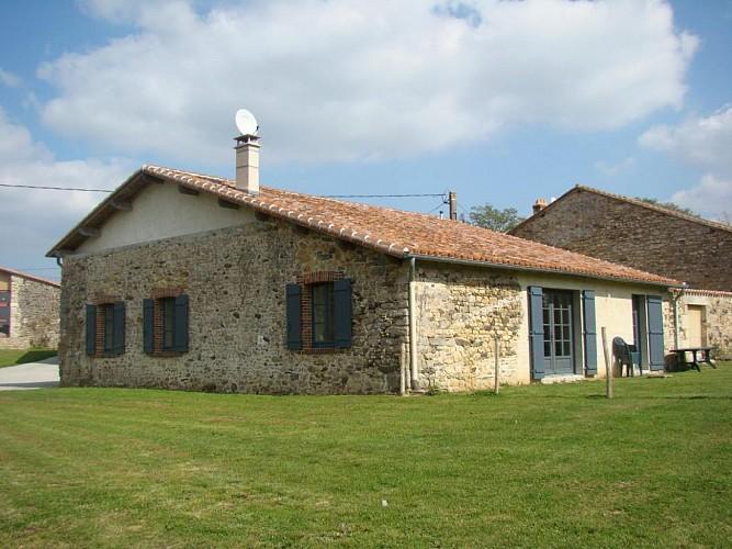 Gîtes de France La Grange