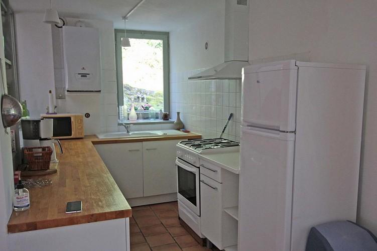 872030 - 4 people - 2 bedrooms - 2 épis (ears of corn) - Blond
