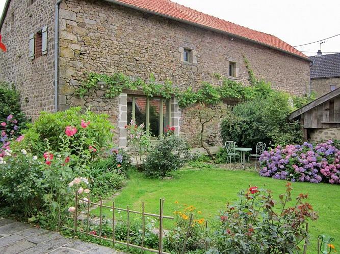 Location Gîtes de France - VALLIERE - 4 personnes - Réf : 23G1168