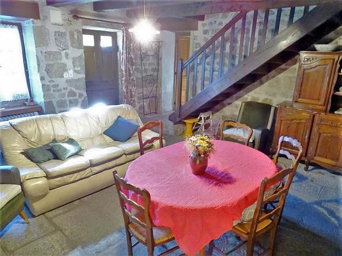 CS922 - 9 personas - 4 habitaciones - 3 espigas - La Villetelle