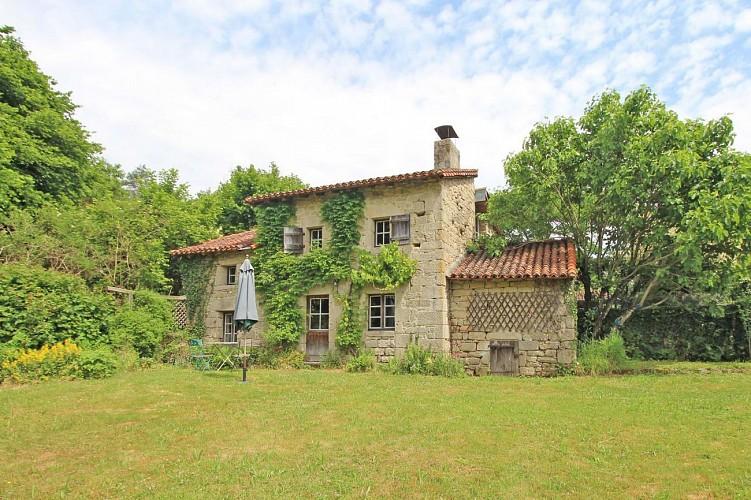 Gîtes de France Chèdeville