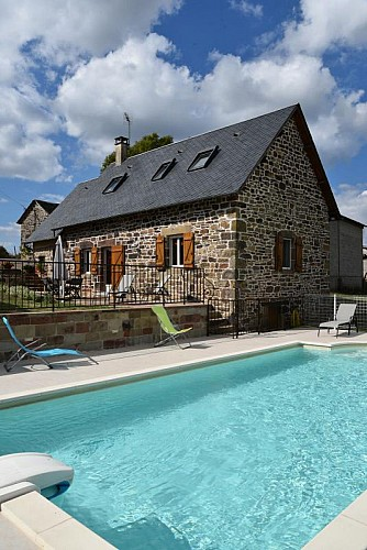 Location Gîtes de France  - Réf : 19G2112