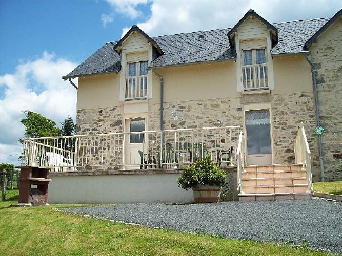 Location Gîtes de France  - Réf : 19G1077