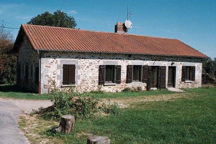 Domaine de Gauchoux- 6 à 8 pers - gîte Accueil-Paysan