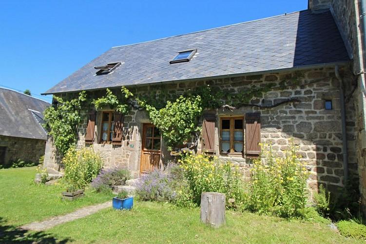 Gîtes de France Chez Chapelle