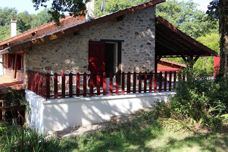 Gîte rural de Serge et Michèle DEBIAIS (87- Couzeix)
